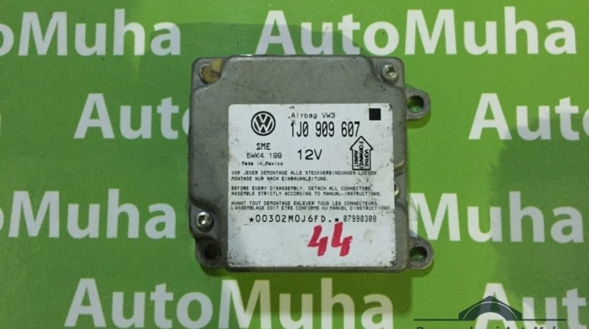 Calculator airbag Volkswagen Golf 4 (1997-2005) 1J0909607