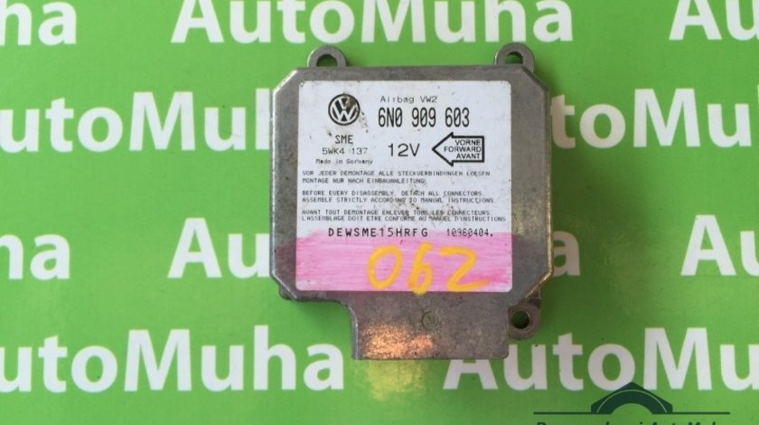 Calculator airbag Volkswagen Golf 4 (1997-2005) 6N0909603