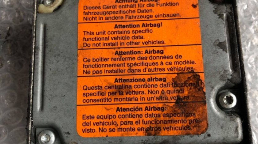Calculator airbag vw golf 4 1j0909603