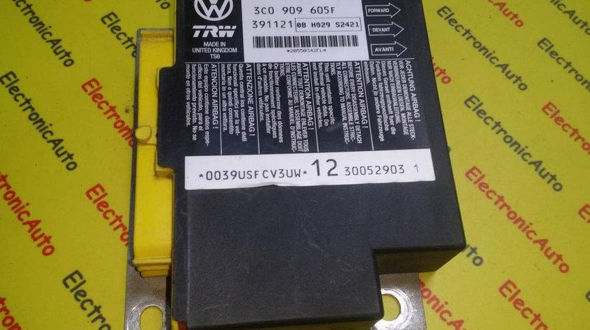 Calculator airbag Vw Golf 5 3C0909605F