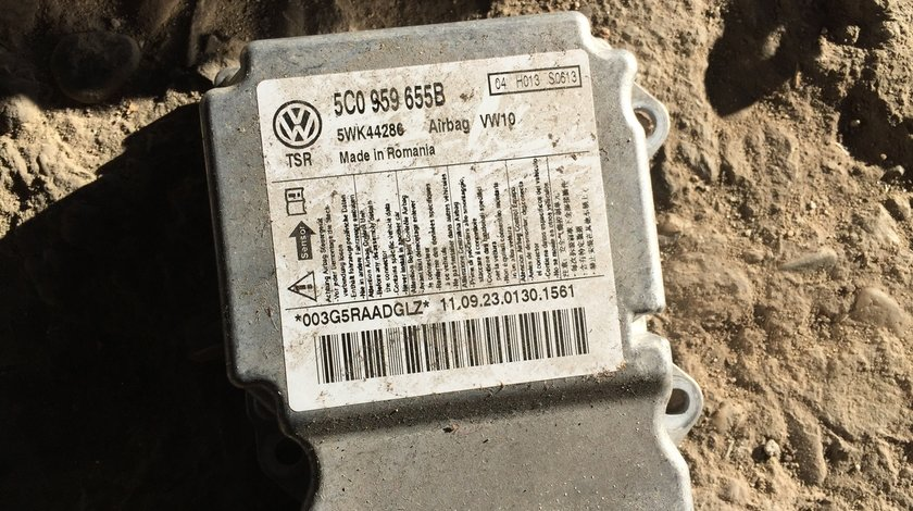 Calculator airbag Vw Golf 6 2009 2010 2011 2012