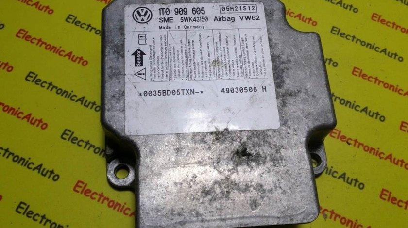 Calculator airbag Vw Touran 1T0909605