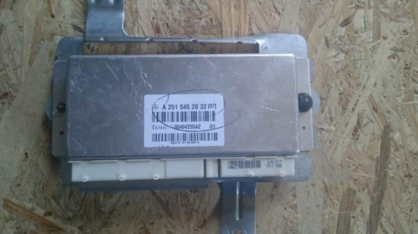 Calculator airmatic Mercedes ML W164 2005-2009