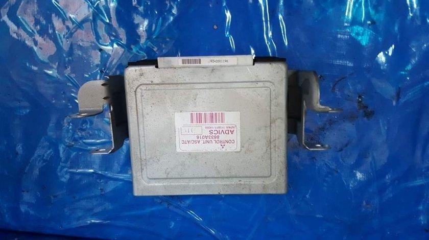 Calculator asc mitsubishi pajero IV cod 8633a016