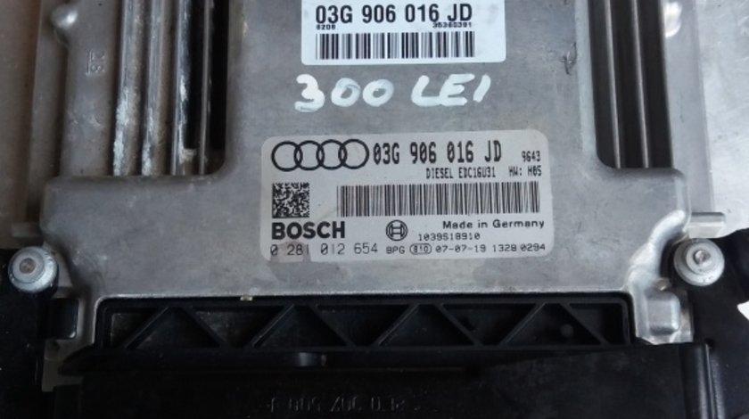 Calculator Audi A4 2.0 TDI 03G 906 016 JD