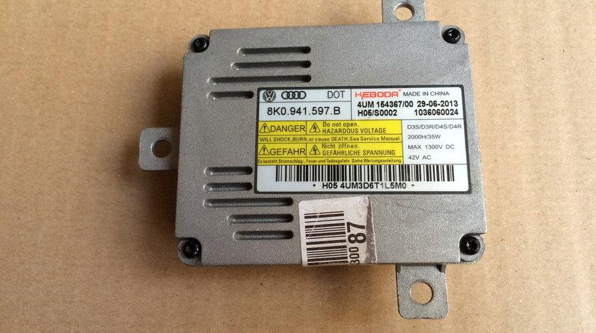 Calculator / Balast Far Bi- Xenon Audi * 8K0941597B / 8K0 941 597 B *