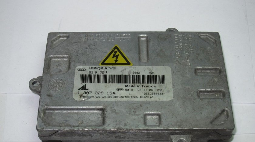 Calculator / Balast Far Xenon - Audi  A3 , A4   1307329154 / 8E0941329A