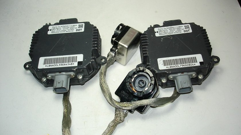 Calculator / Balast Far Xenon - Infiniti Fx 35/45 - Nissan Maxima / 350 Z / Murano