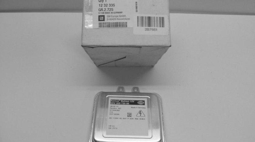 Calculator / Balast Far Xenon - Opel Insignia  5DV009720 -00 , 13278005 / 1232335