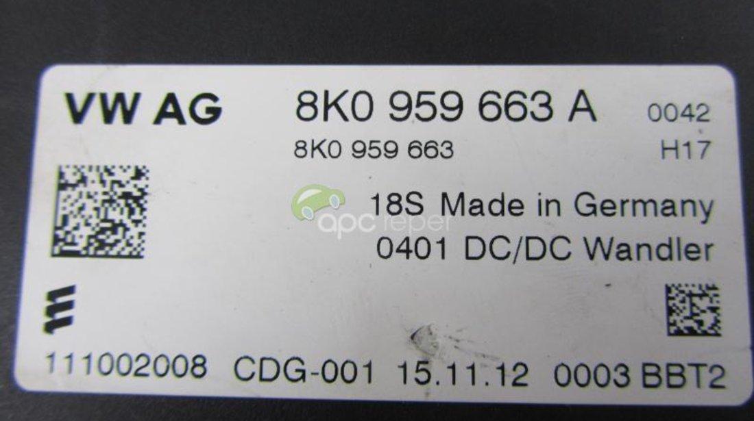 Calculator Baterie 8K0959663A toata gama Audi
