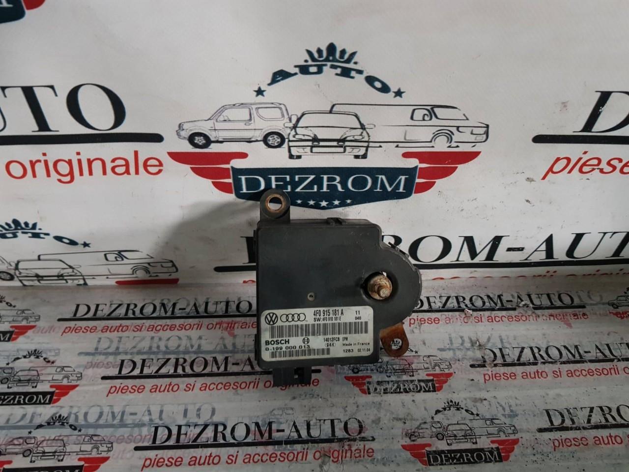 Calculator baterie Audi A6 4F 4F0915181A