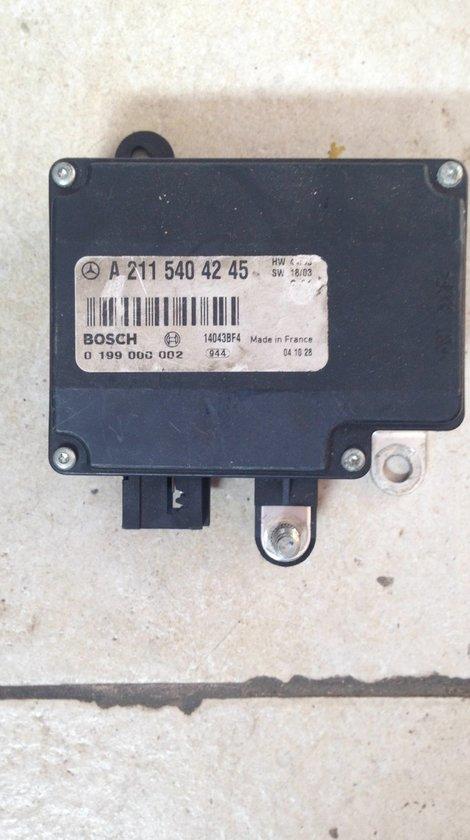 Calculator baterie mercedes e class w211 3.2 cdi 2005 cod a 211 540 43 45