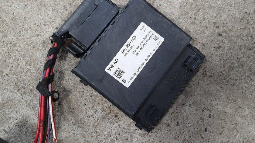 Calculator baterie Stabilizator Tensiune Audi A4 B8 8K 2009 2010 2011 2012 2013