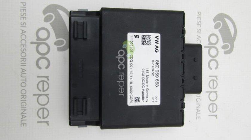 Calculator baterie / Stabilizator Tensiune Audi / VW Original - Cod: 8K0959663