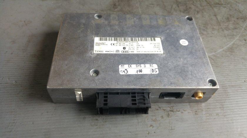 Calculator bluetooth audi a6 4f c6 2.7 tdi 2004-2011 4e0862335