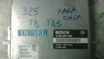 CALCULATOR BMW E36 325 TDS INJECTIE