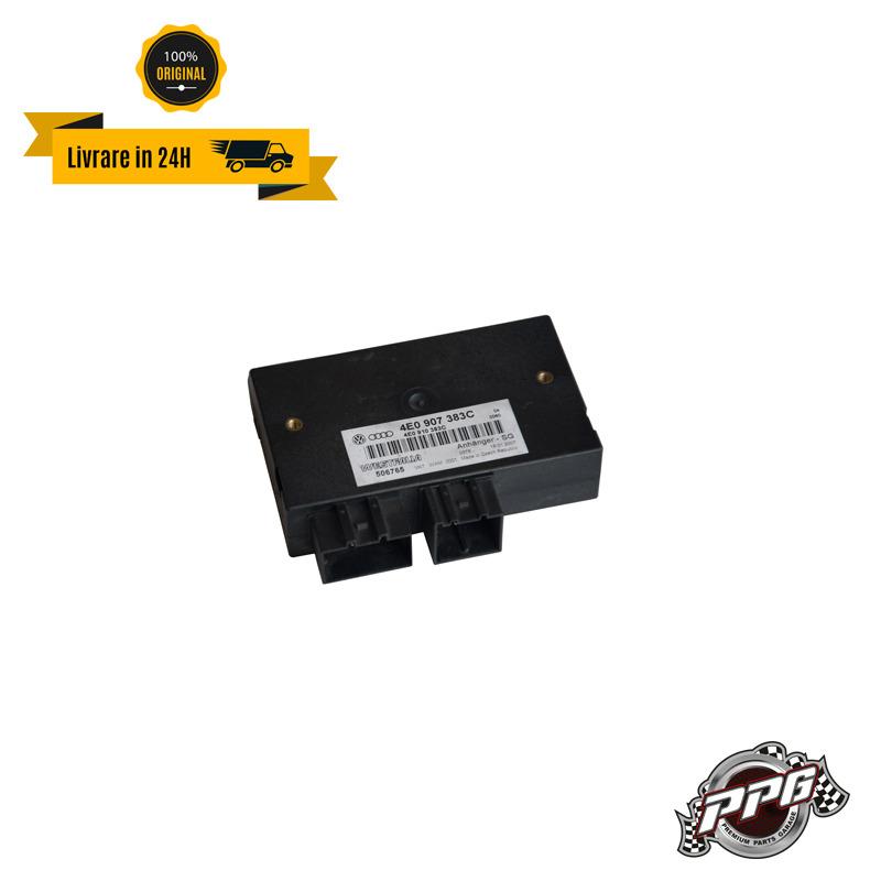 Calculator carlig remorcare Audi A8 D3 4E/ Q7 4L an 2003 - 2010 cod 4E0907383C