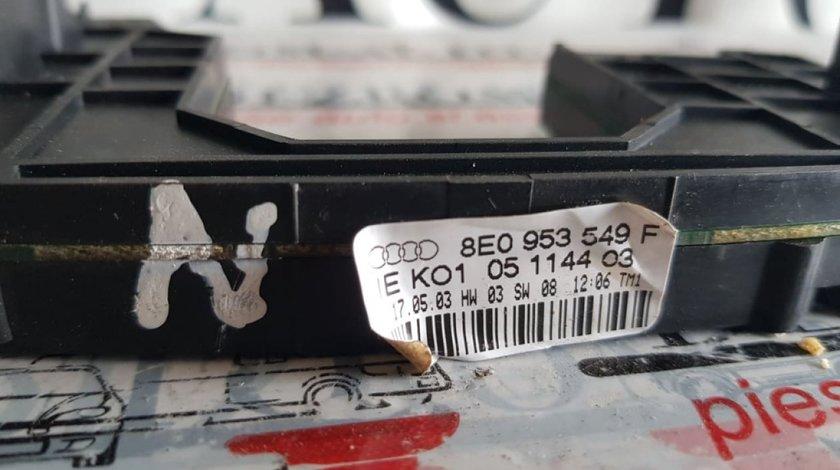 Calculator coloana volan Audi A4 B7 8e0953549f