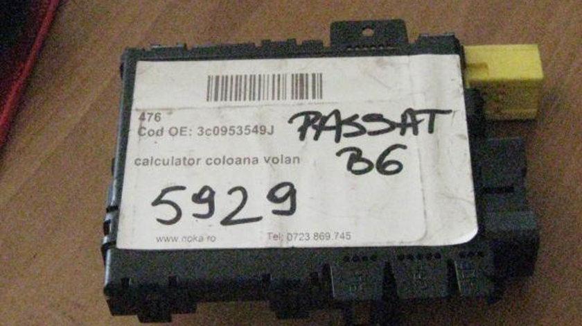 Calculator coloana volan vw passat b6