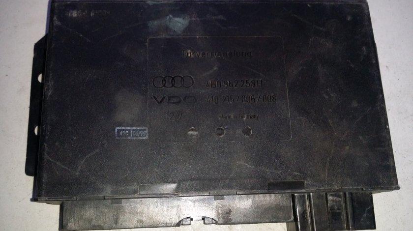 Calculator confort Audi A4 4B0962258H