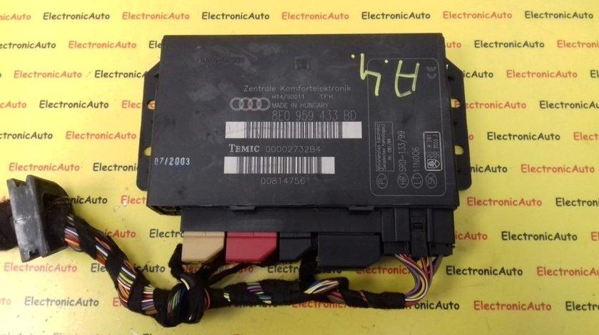 Calculator Confort Audi A4, 8E0959433BD