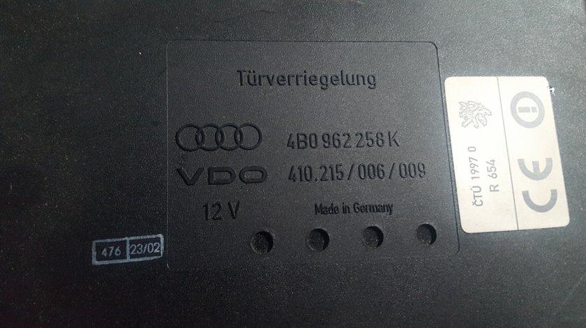 Calculator Confort Audi A6 C5 4B0 962 258K