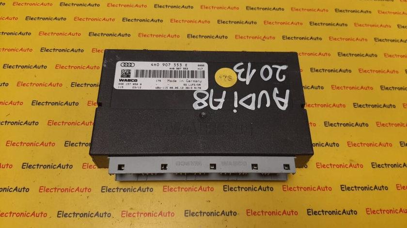Calculator Confort Audi A8 4H0907553E, 4461570500