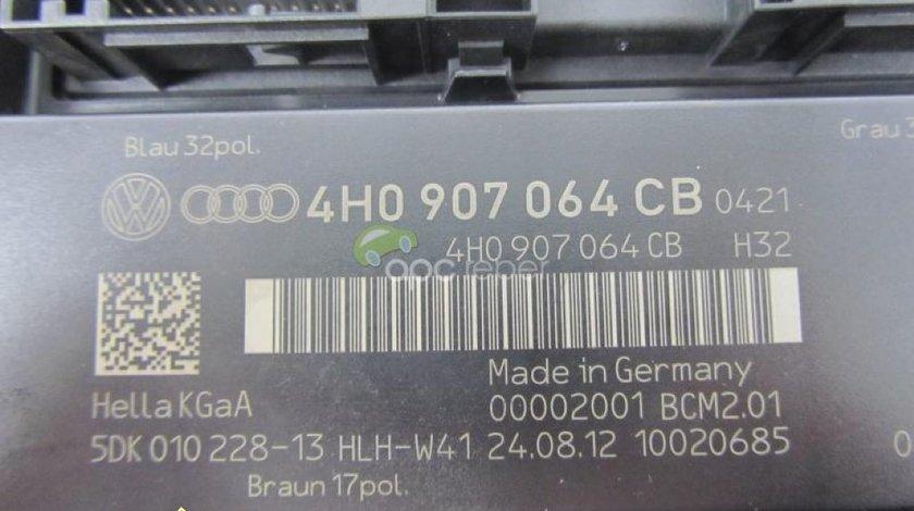 Calculator confort Audi A8 S8 4H original cod 4H0907064CB