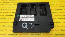 Calculator Confort Audi Q3, 8X0907063AF, BCM, 5DK0...