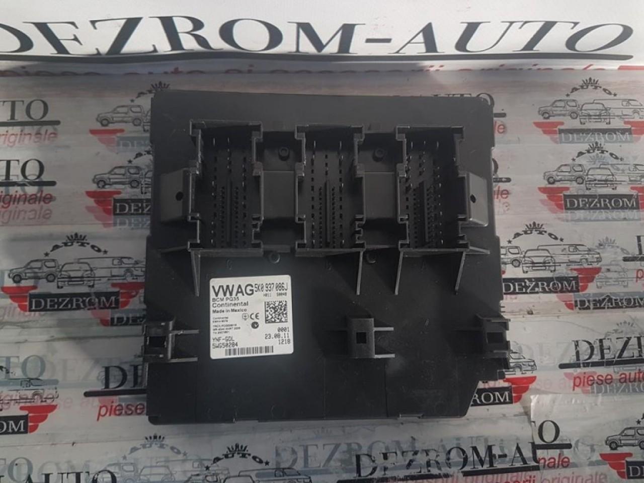Calculator confort bcm 5k0937086j vw audi seat skoda