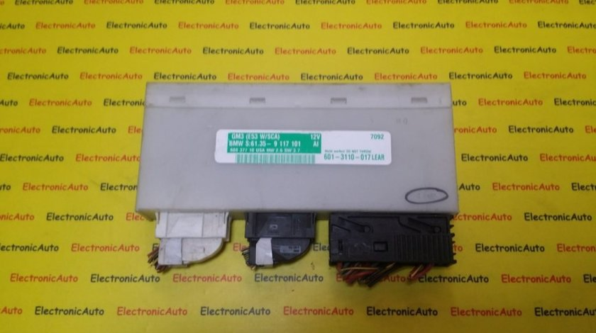 Calculator Confort BMW, 61359117101, 60837710, 6013110017