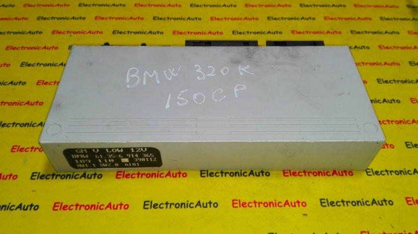 Calculator confort BMW E46 61356914365