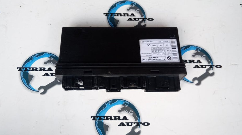 Calculator confort BMW E60