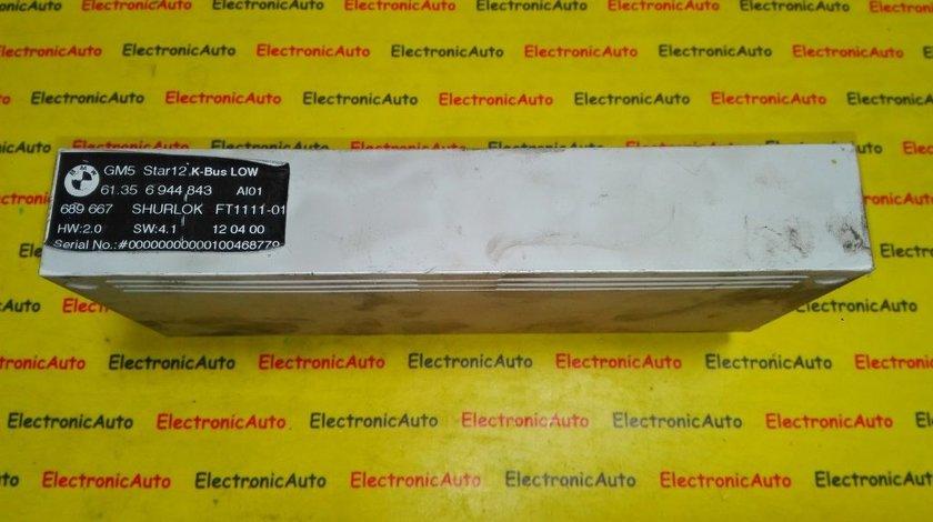 Calculator confort BMW Seria 3, E46 61356944843