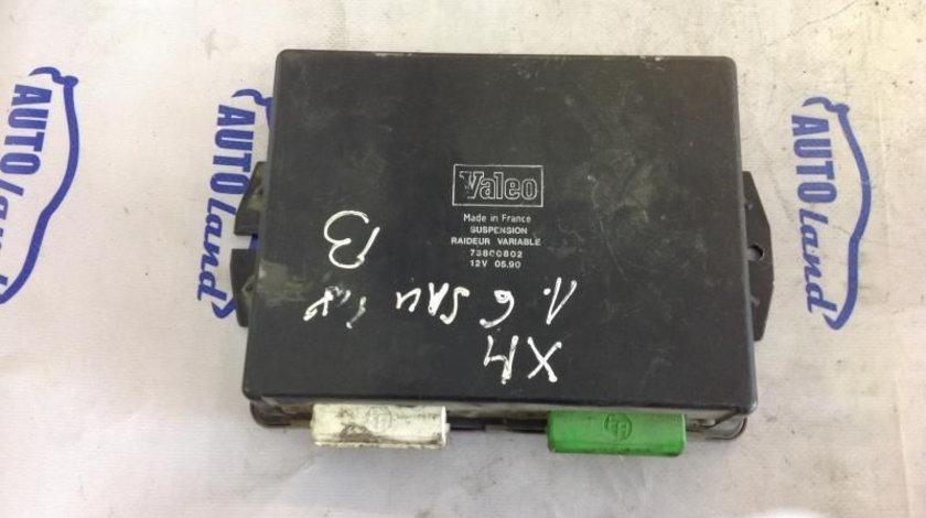 Calculator Confort Citroen XM Y3 fabricatie 1989-1994