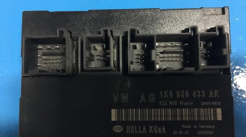 Calculator confort / ECU Skoda Octavia 2 1K2 2004-2009 cod: 1K0953433 AK