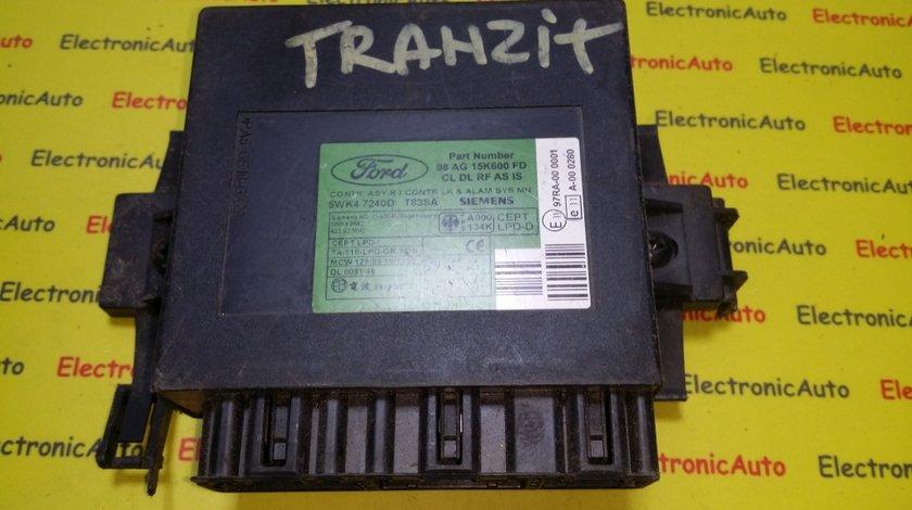 Calculator confort Ford Transit, Focus 98AG15K600FD