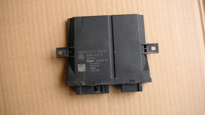 Calculator confort macara geam Mercedes Actros MP3 (2007-2010) cod A0004463319