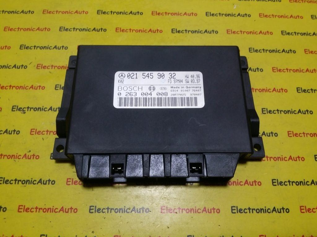 Calculator Confort Mercedes C-Class S202 0215459032, 0263004008