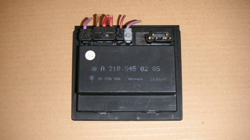 Calculator confort Mercedes E Class W210, SLK, R170 cod A2105450205