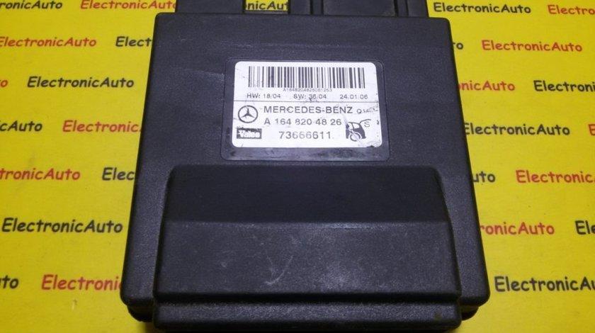 Calculator confort Mercedes ML A1648204826, 73666611
