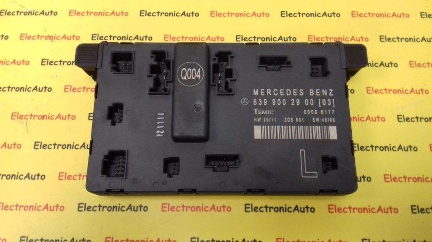 Calculator Confort Mercedes Vito, 6399002900