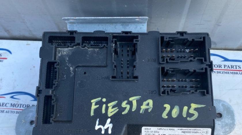 Calculator Confort Modul BCM cod: AV1T-15K600-EK Ford Fiesta 2014 1.25 benzina