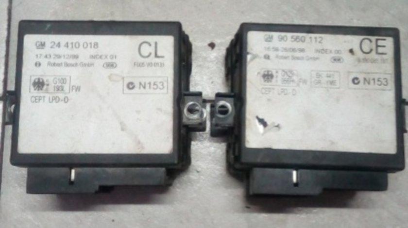 Calculator confort Opel Astra G cod GM24410018CL GM90560112CE