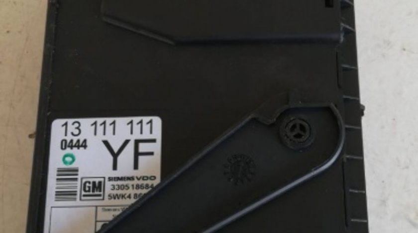 Calculator confort Opel Corsa C cod 13111111YF