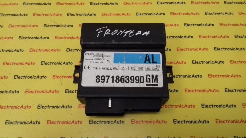 Calculator Confort Opel Frontera, 8971863990