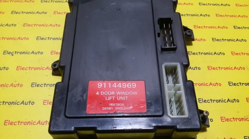 Calculator Confort Opel Frontera 91144969