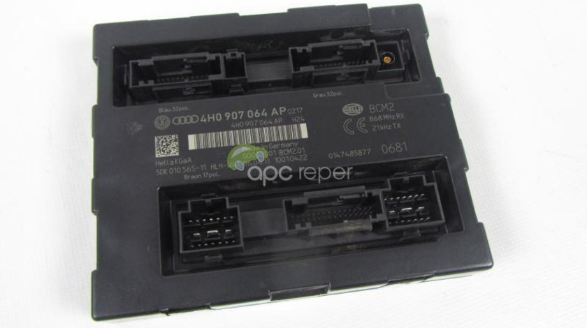 Calculator Confort Original Audi A6 4G, A7, A8 4H cod 4H0907064AP