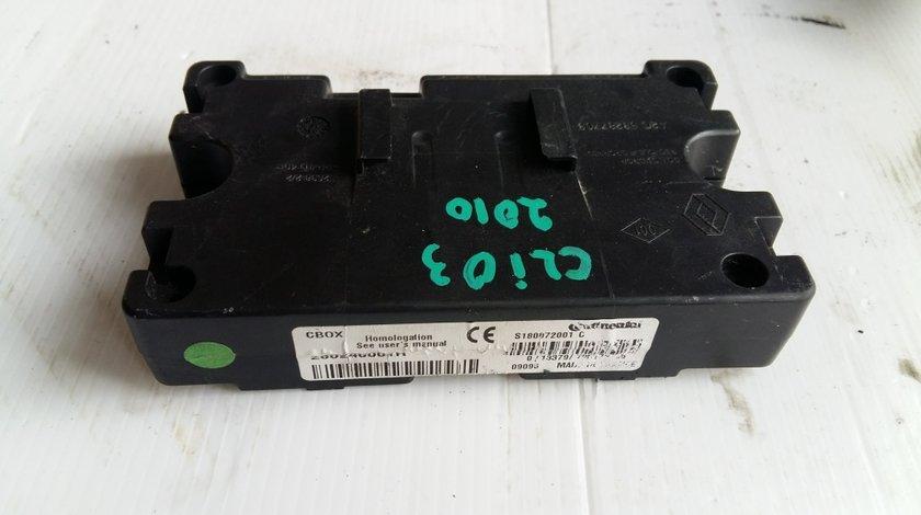 Calculator confort renault clio 3 1.5 dci 2005-2017 280240001