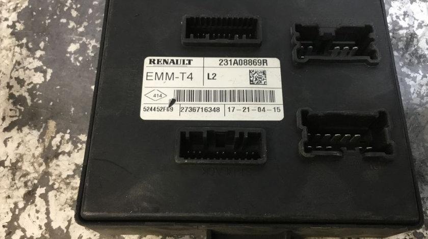 Calculator Confort Renault CLIO IV fabricatie 2012